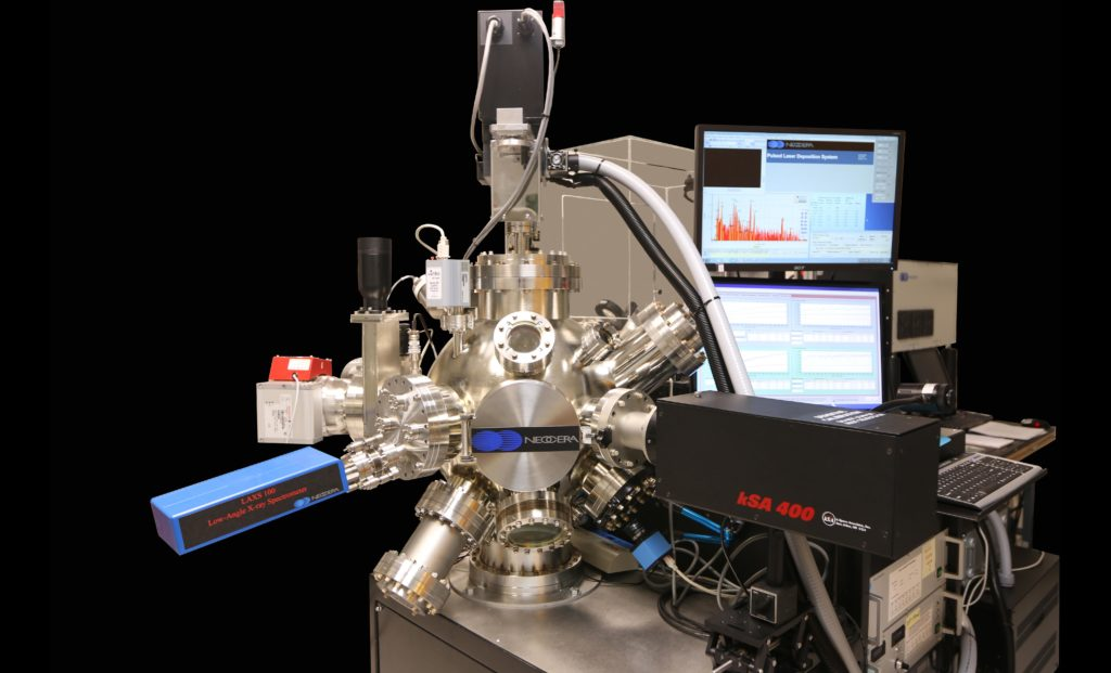 LAXS spectrometer main