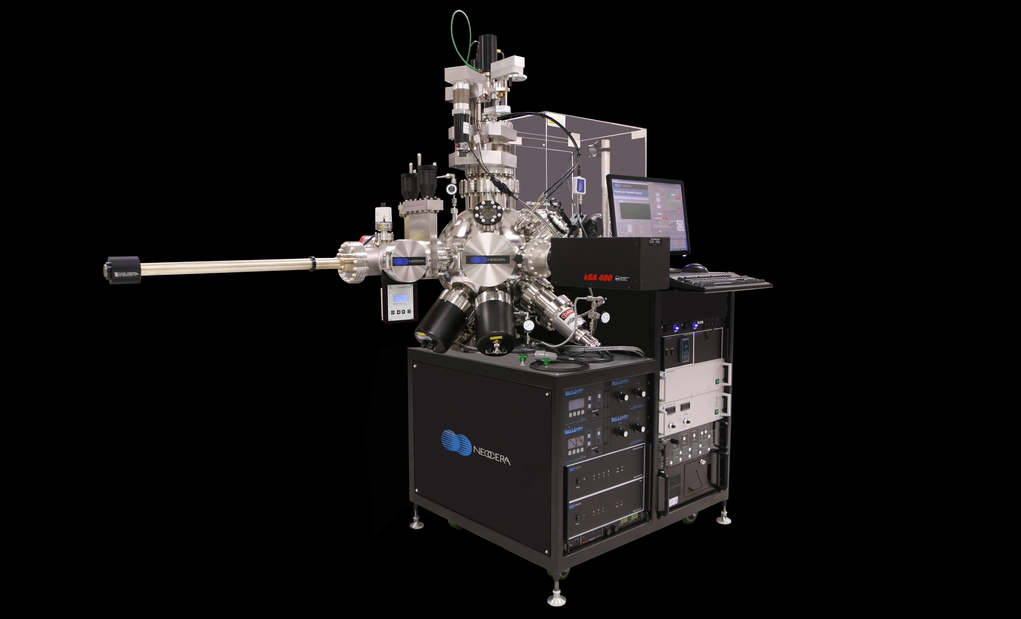 P180 Laser MBE System with RF sputter and DC Ion source - main image