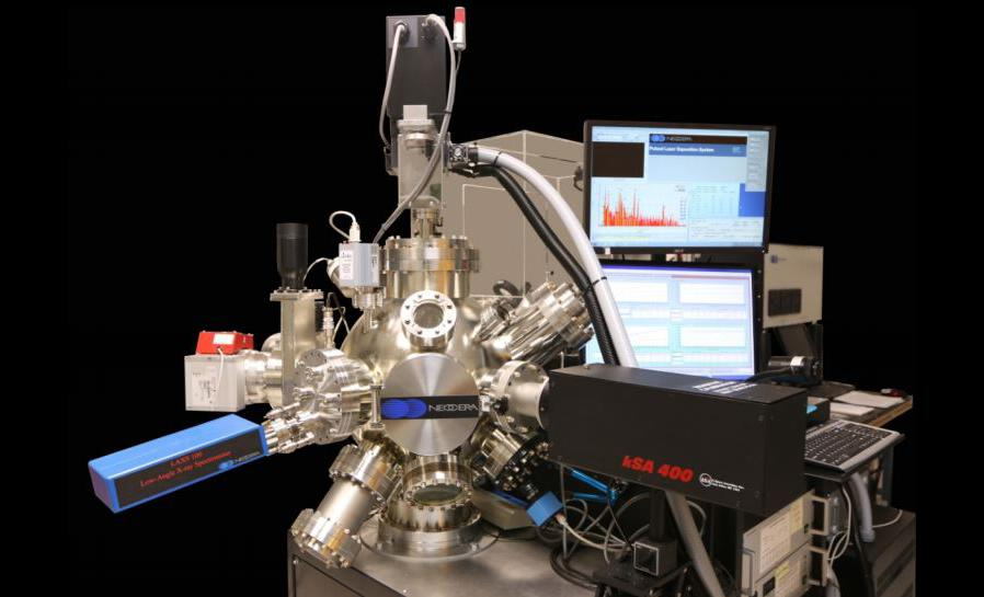 LAXS X-ray Spectrometer on Pioneer System